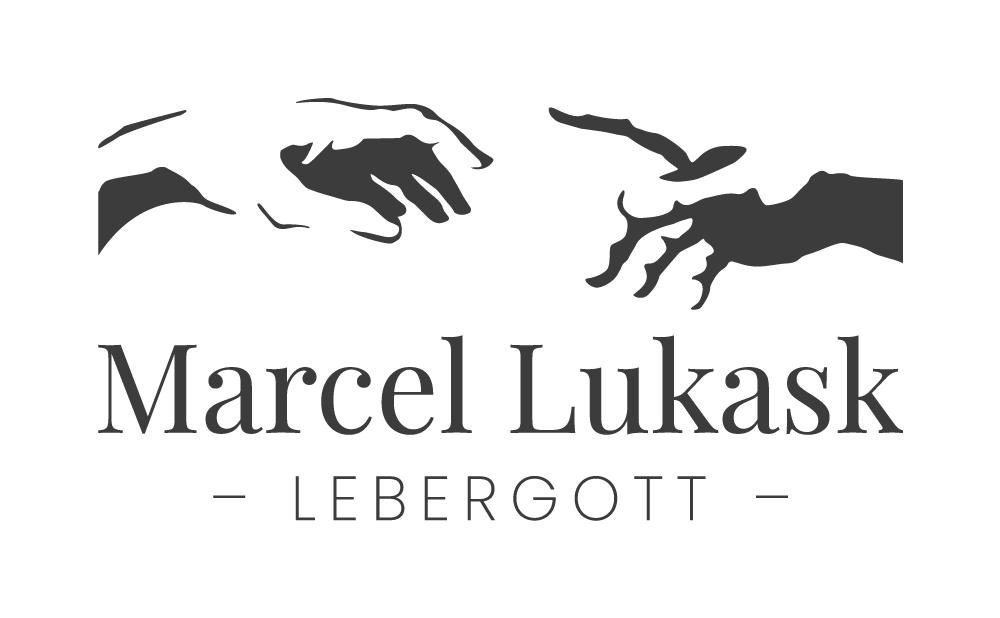 Logo Marcel Lukask Lebergott